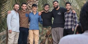 اردوی جهادی قرارگاه شهید حجت اسدی قزوین در چابهار