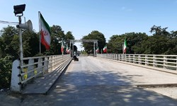 ساماندهی سالن مسافری پایانه مرزی آستارا/افزایش تعداد مرزهای ایران با پاکستان