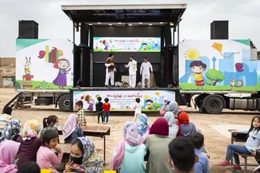 اجرای نمایشهای «هفتخوان» در کورههای آجرپزی فرونآباد