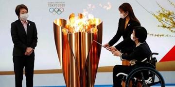 احتمال لغو حمل مشعل المپیک در شهر دیگری از ژاپن