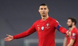 انتخابی جام جهانی  تساوی بلژیک مقابل چک/پرتغال با رونالدو مقابل صربستان متوقف شد