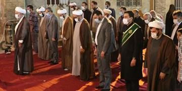 استغاثه به امام زمان(عج) آغازگر سهشنبههای مهدوی در شیراز