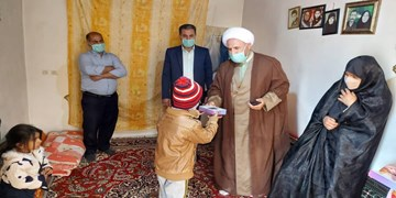 فارس من| رفع نیاز تبلت در روستای کردمیر با پیگیری خبرگزاری فارس