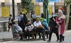 عدم رعایت پروتکلهای بهداشتی در اماکن گردشگری اصفهان