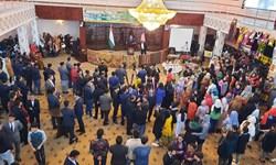 برگزاری مراسم «همدلی با نوروز» توسط سفارت افغانستان در «دوشنبه»+تصاویر