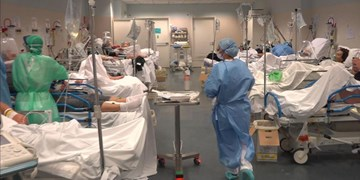فوت ۳ بیمار مبتلا به کرونا طی شبانه روز گذشته/۲ شهرخراسان شمالی سیاه شد