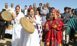 «نوروز» در مناطق مختلف تاجیکستان + تصاویر