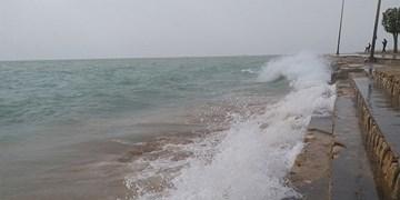 آب خلیج در راه استان فارس