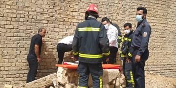 مرگ نوجوان شیرازی بر اثر تخریب غیراصولی دیوار قدیمی