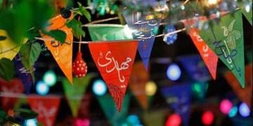 جشن نیمه شعبان درحرم حضرت رقیه (س) برگزار میشود