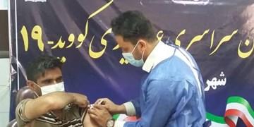 تزریق واکسن کرونا به 19 هزار نفر در کرمان
