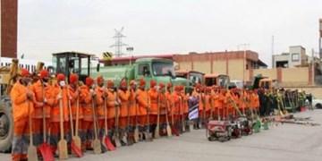 هشدار نارنجی هواشناسی «نارنجی پوشهای» زحمتکش مشهد را به حال آماده باش درآورد