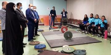 علینژاد: وزنهبرداری بانوان باید برای المپیک 2024 برنامهریزی کند