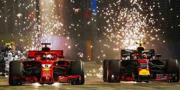فرمول یک بحرین رکورد جذب مخاطب را شکست