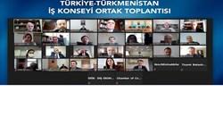 برگزاری دومین نشست شورای تجاری ترکیه و ترکمنستان