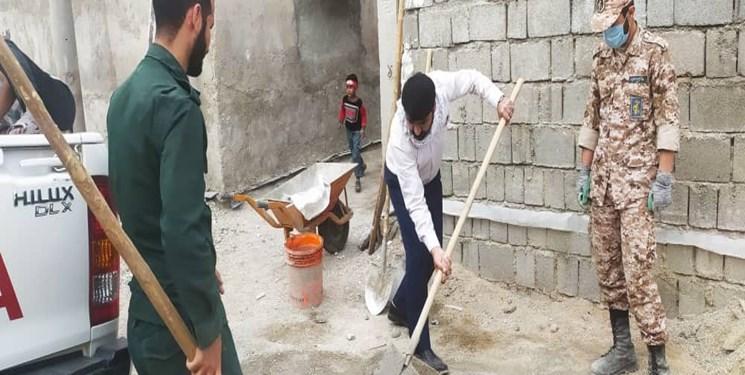 فعالیت ۱۰۰ گروه جهادی محرومیتزدایی در نقده