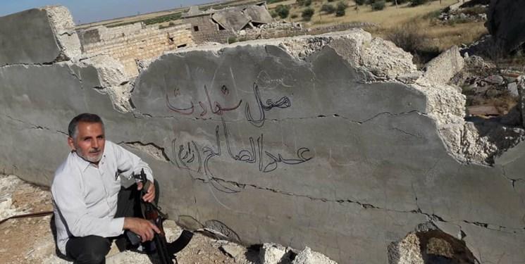 شهیدی که پدرش، جانشین او در دفاع از حرم شد+عکس