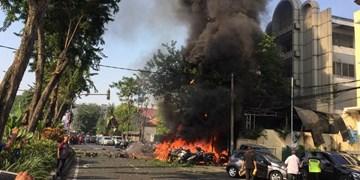علت انفجار در اندونزی، حمله انتحاری اعلام شد