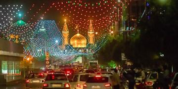 فیلم   مشهدالرضا(ع)  رنگ و بوی مهدوی گرفت