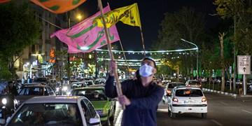 جشن میلاد منجی در تهران