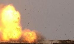 وقوع انفجار مهیب در یک پالایشگاه نفت در اندونزی+فیلم
