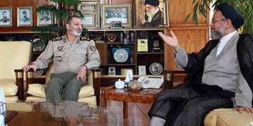 سرلشکر موسوی روز سربازان گمنام امام زمان (عج) را به وزیر اطلاعات تبریک گفت