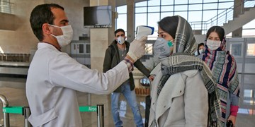 رعایت کامل ضوابط بهداشتی در مبادی ورودی کیش