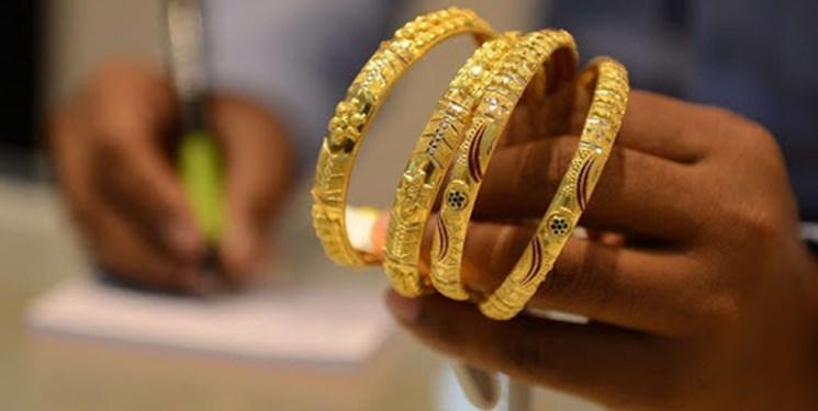 عقبگرد قیمتها در بازار طلا در سایه افت بهای انس و کاهش تقاضا