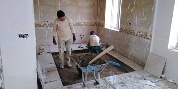 گروه های جهادی استان قزوین پیشتاز فعالیت های عمرانی و پزشکی /رزمایش کمک مومنانه اجرا می شود