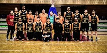 صعود دانش فراز به جمع هشت تیم برتر لیگ دسته یک کشور