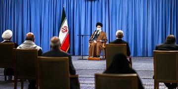 دیدار اعضای ستاد کنگره ملی شهدای استان یزد با رهبر انقلاب