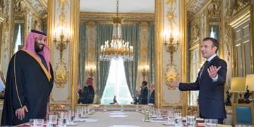 تلاش فرانسه برای بهبود چهره عربستان سعودی در غرب