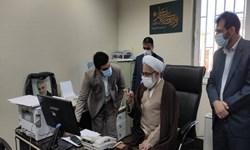 بازدید دادستان کل کشور از دادسرای خرمآباد