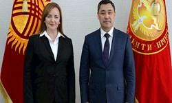 قانون اساسی محور دیدار «جباراف» با نماینده سازمان ملل