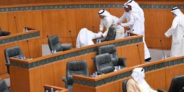 کتککاری در پارلمان کویت