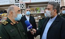 فیلم| فرماندهکل سپاه: تحقق شعار سال در گرو همافزایی قواست