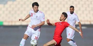 مربی سوریه: ایران با بحرین قابل قیاس نیستند/از شکست امروز ابدا ناراحت نیستیم