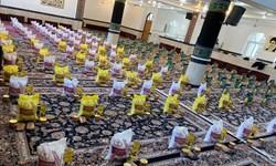 از برگزاری جشن نیمهشعبان تا توزیع ۳۰۰ بسته معیشتی در روستاهای بخش کلیجانرستاق ساری+ فیلم