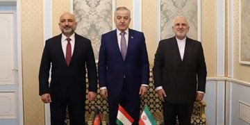تمایل «تهران»، «دوشنبه» و «کابل» به توسعه همکاری های سه جانبه