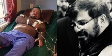 درگذشت یکی از ذاکران همدان بر اثر سوختگی