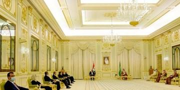 مصطفی الکاظمی با ولیعهد عربستان سعودی دیدار کرد
