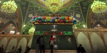 جشن میلاد ریحانةالحسین در سوریه+عکس