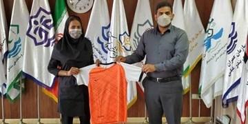 تیم فوتبال بانوان شهرداری بندرعباس راه اندازی شد