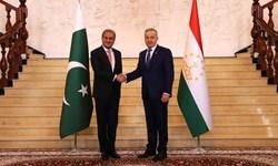 تاکید مقامات ارشد تاجیکستان و پاکستان بر افزایش همکاریهای دوجانبه