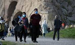اوجگیری کرونا در کرمانشاه با دو بال «دورهمی» و «سفرهای نوروزی»/ رنگ «آبی» از استان رخت بست