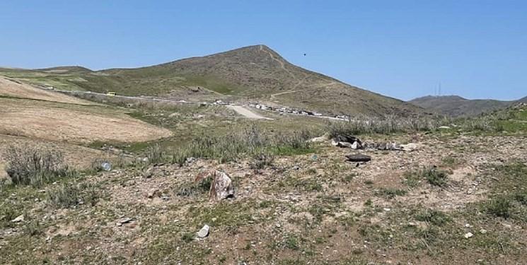 لولههای گاز در قلب کوههای خلج مشهد/ معاون دادستان: به این پروژه ورود نکردهایم!