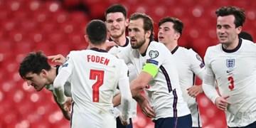 هری کین بهترین پنالتی زن تاریخ تیم ملی انگلیس شد