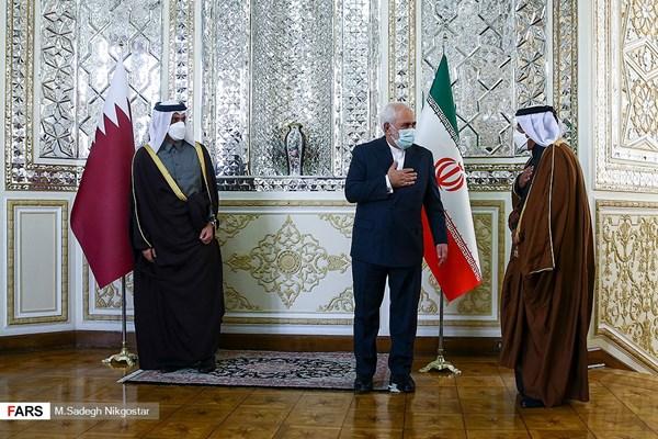 14000112000351 Test PhotoL - نگاهی به مناسبات ایران و قطر در یک سال گذشته در آستانه سفر ظریف به دوحه
