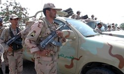 تامین امنیت محورهای مواصلاتی سیستان و بلوچستان با حضورمقتدرانه یگان های تکاوری