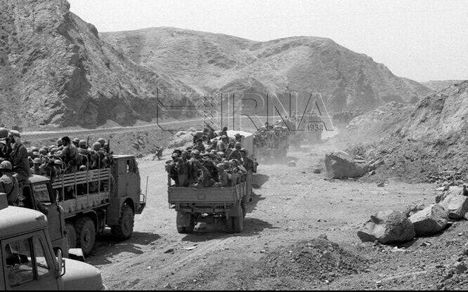 14000113000097 Test NewPhotoFree - جلسهای که منجر به بازداشت حاج همت شد/فرماندهان مخالف با «عملیات والفجر 1» سکوت کردند